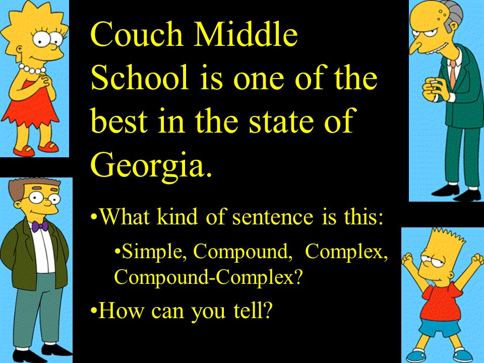 Couch Middle School is one of the best in the state of Georgia.