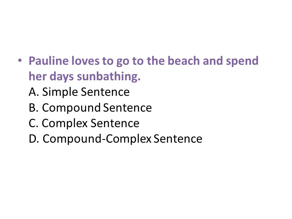 Pauline loves to go to the beach and spend her days sunbathing. A