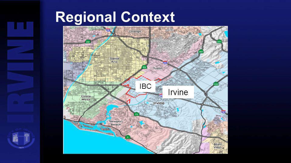 Regional Context IBC Irvine