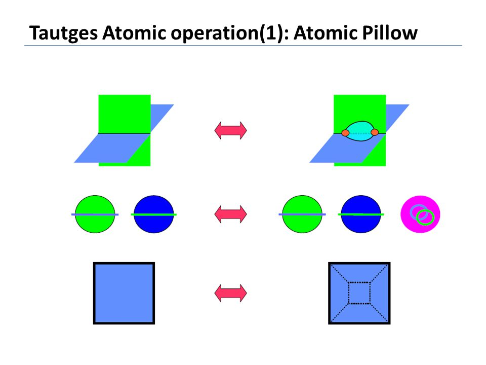 Tautges Atomic operation(1): Atomic Pillow