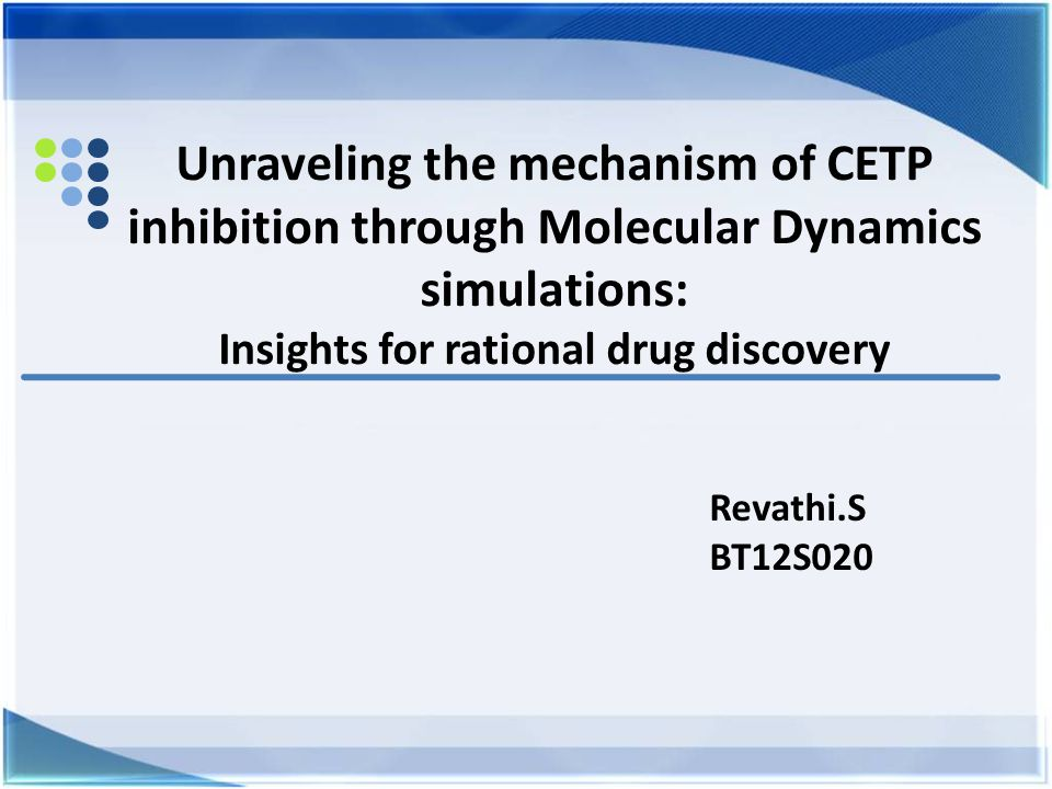 Unraveling the mechanism of CETP inhibition through Molecular Dynamics simulations: Insights for rational drug discovery