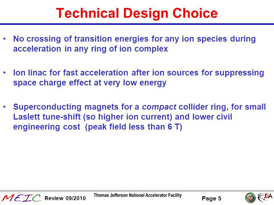 Technical Design Choice
