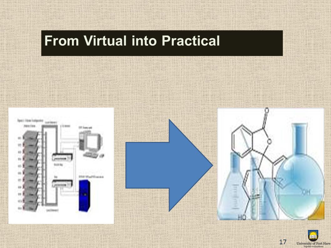 From Virtual into Practical