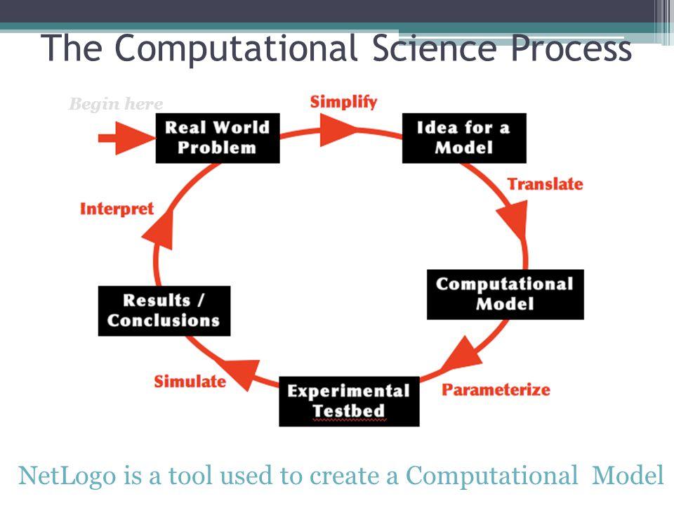 The Computational Science Process