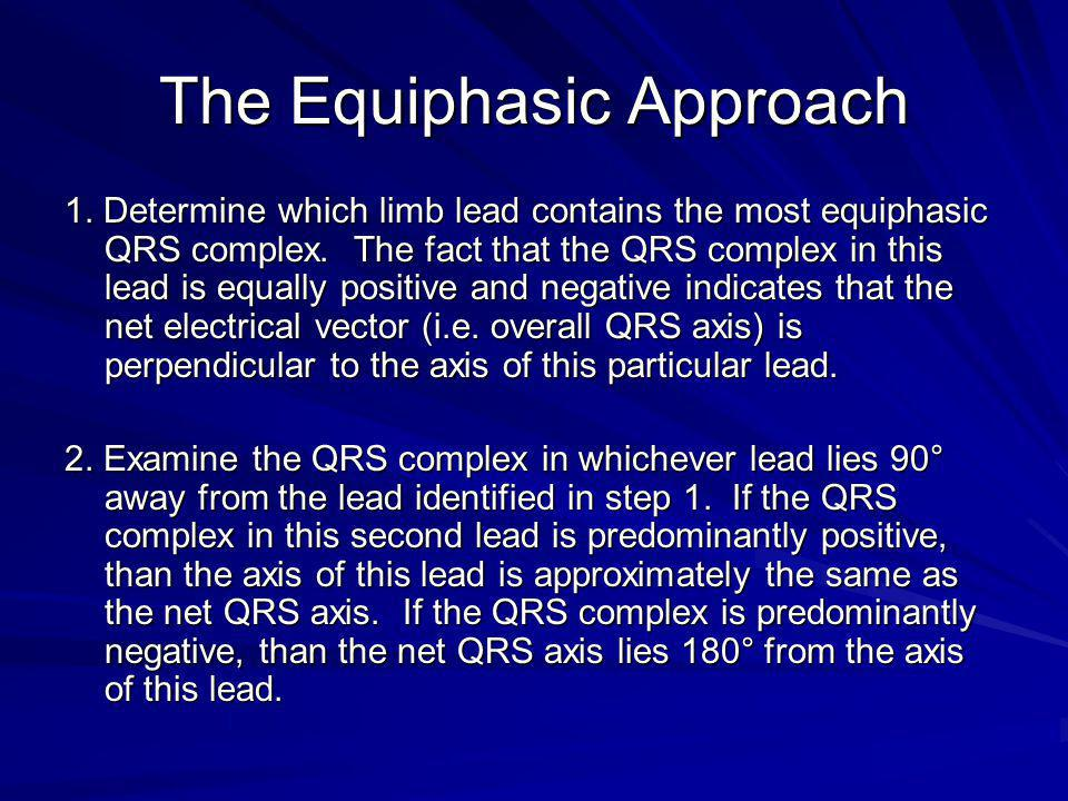 The Equiphasic Approach