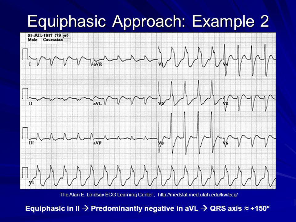 Equiphasic Approach: Example 2