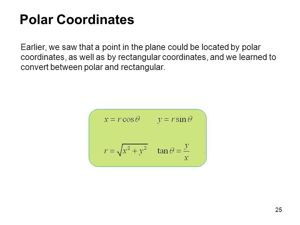 MAT 205 F08 Polar Coordinates.