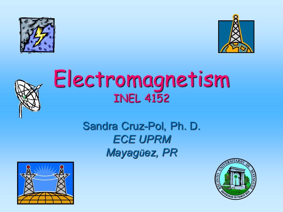 Electromagnetism INEL 4152