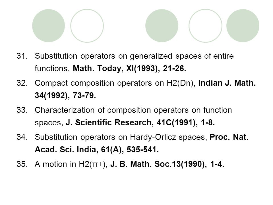 Substitution operators on generalized spaces of entire functions, Math