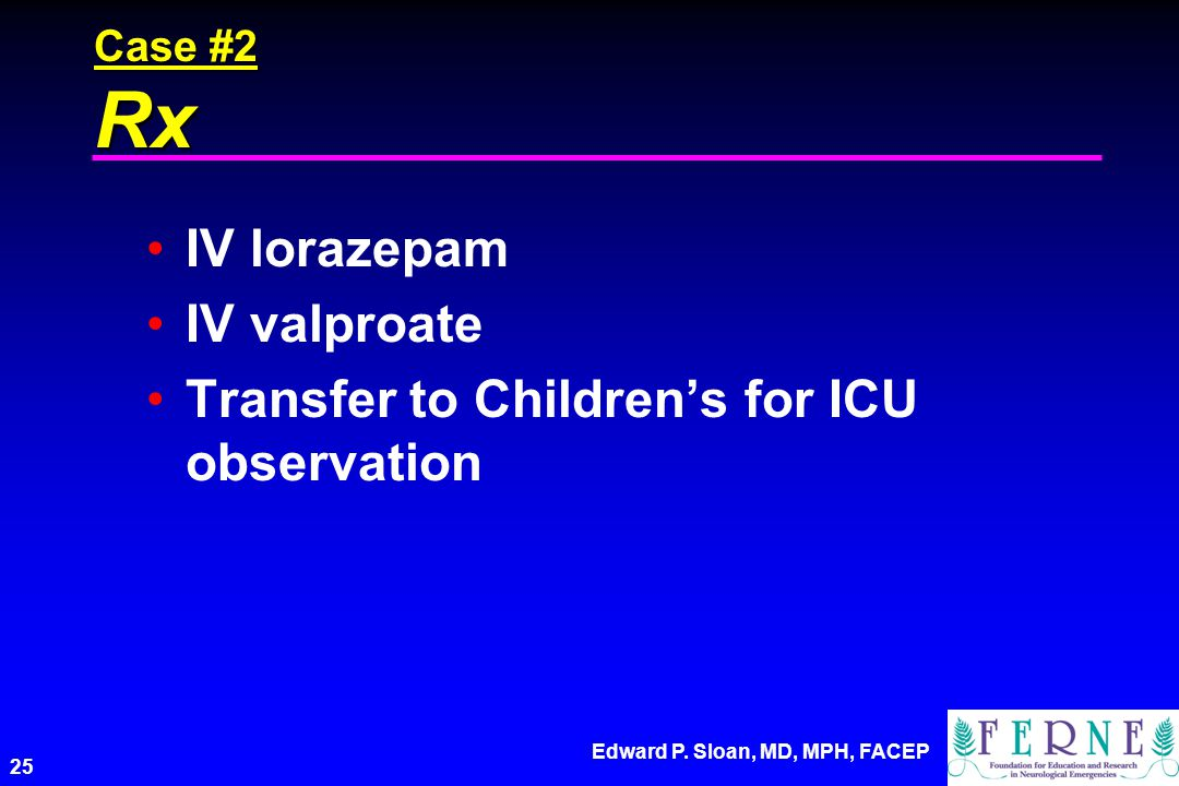 Transfer to Children's for ICU observation