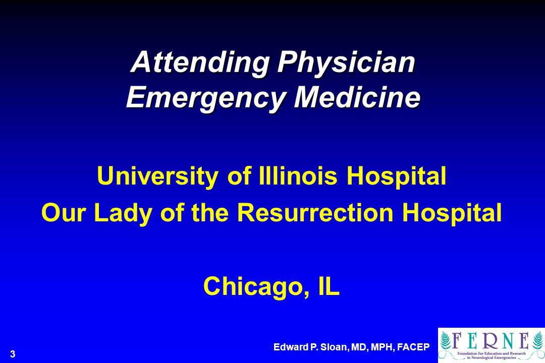 Attending Physician Emergency Medicine
