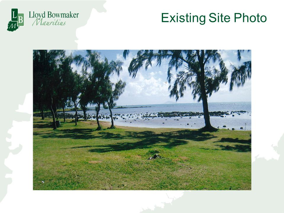 Existing Site Photo