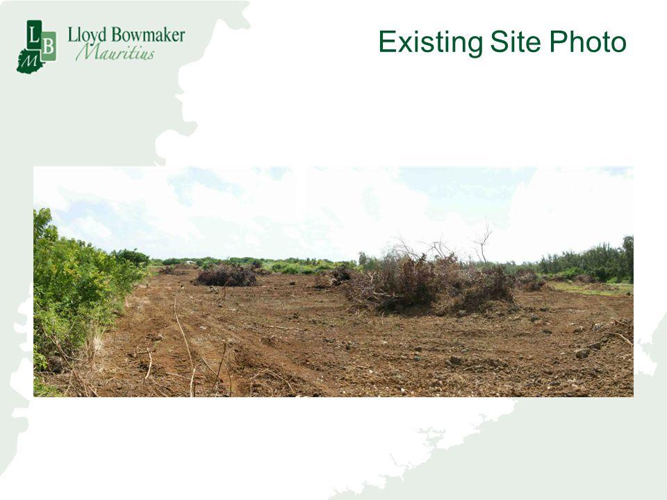 Existing Site Photo