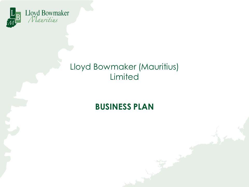 Lloyd Bowmaker (Mauritius) Limited