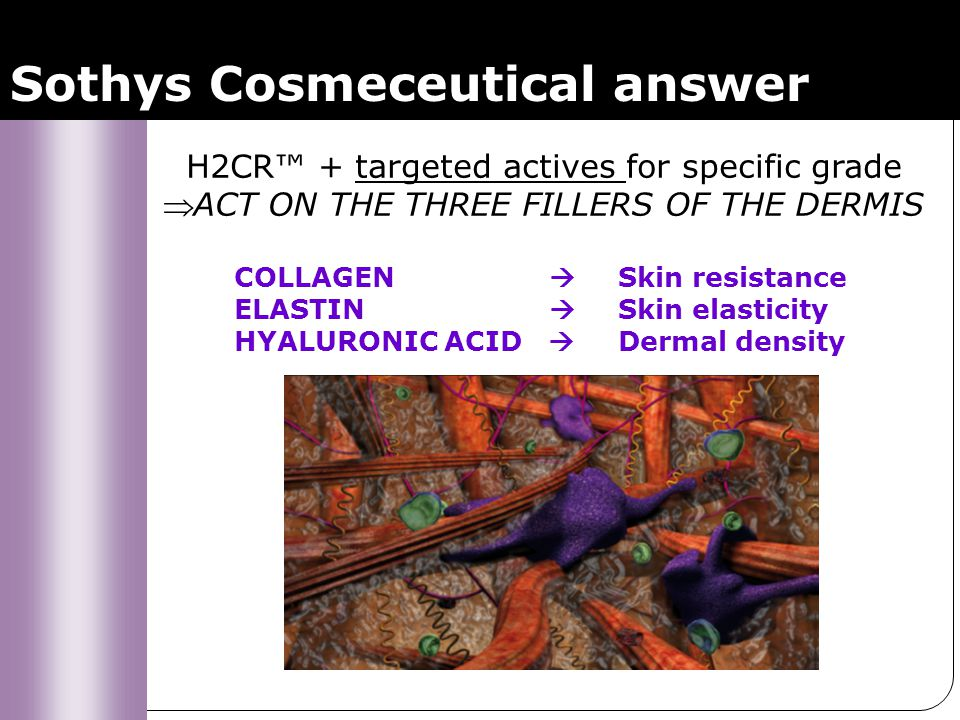 Sothys Cosmeceutical answer