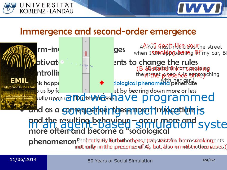 Immergence and second-order emergence