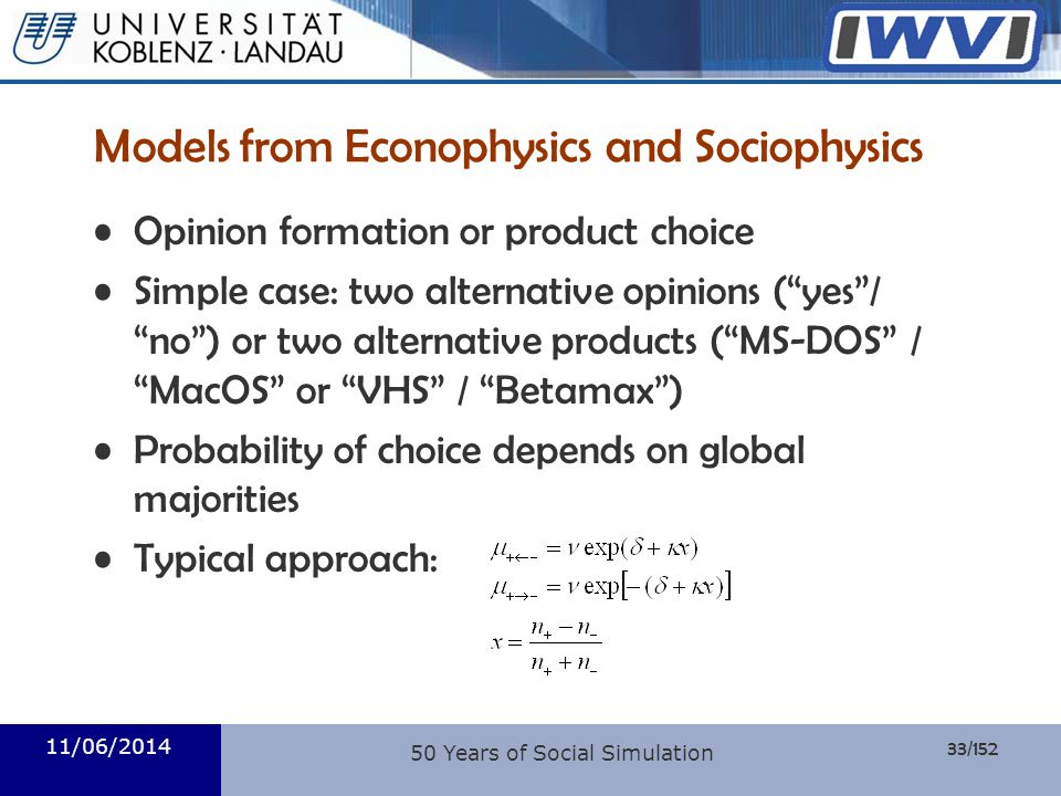 Models from Econophysics and Sociophysics