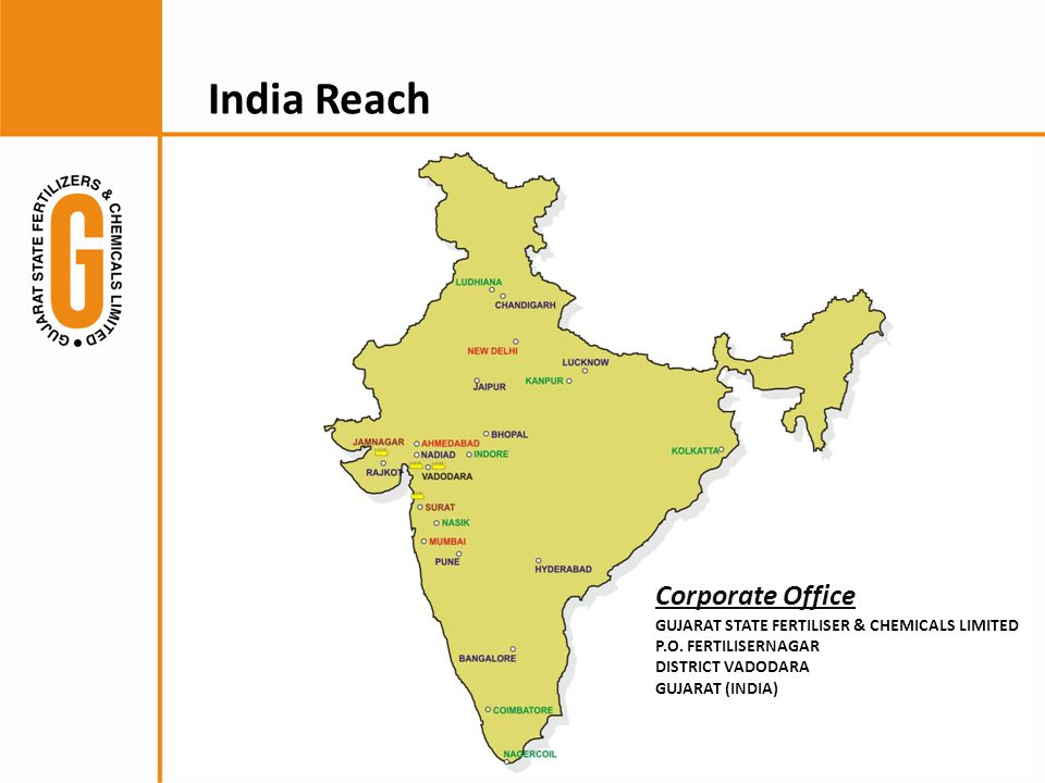 India Reach Corporate Office