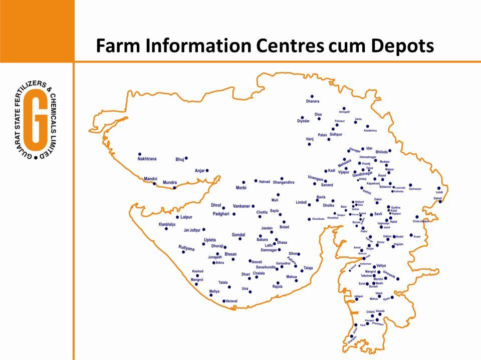 Farm Information Centres cum Depots