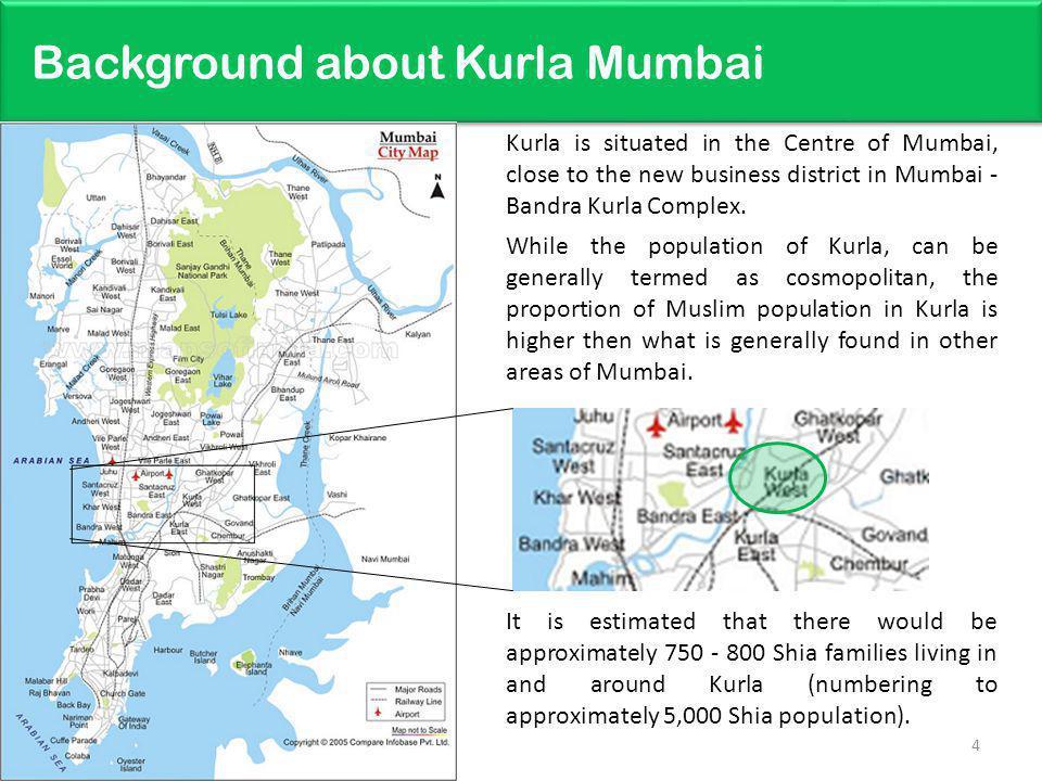 Background about Kurla Mumbai