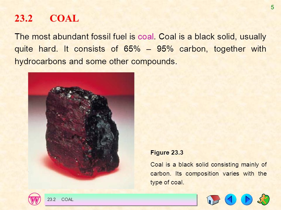 23.2 COAL