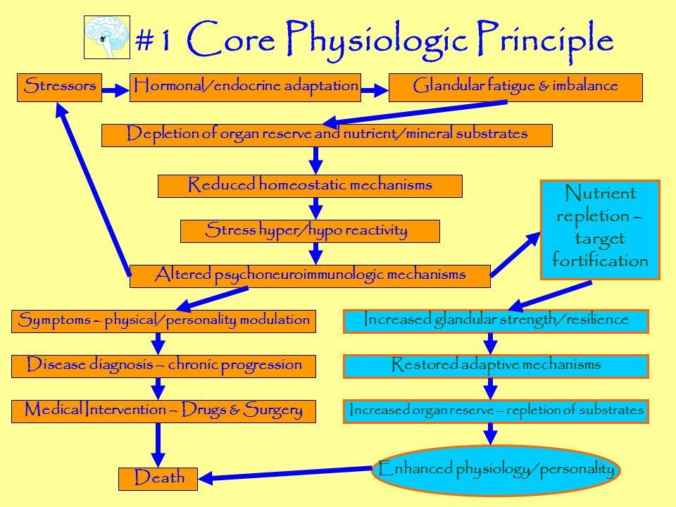 #1 Core Physiologic Principle