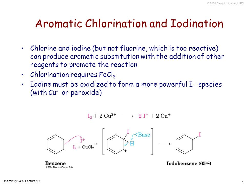 Chemistry Of Aromatic Compounds Chapter 5 Ppt Video