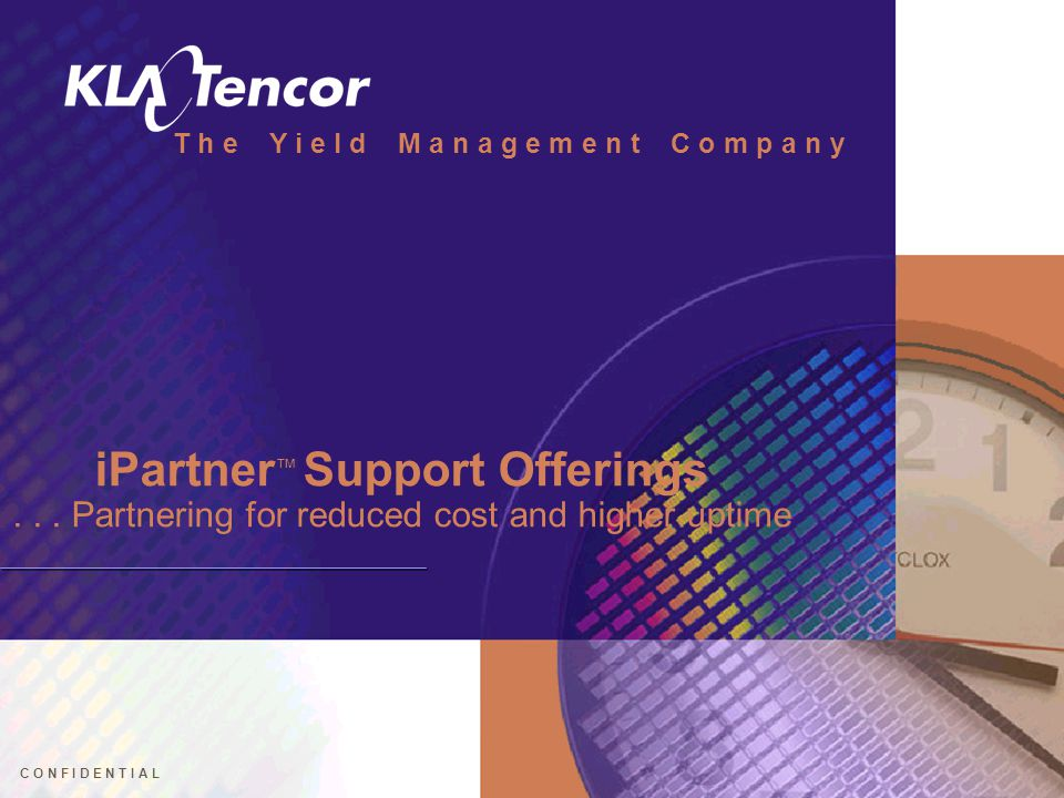 iPartner™ Support Offerings
