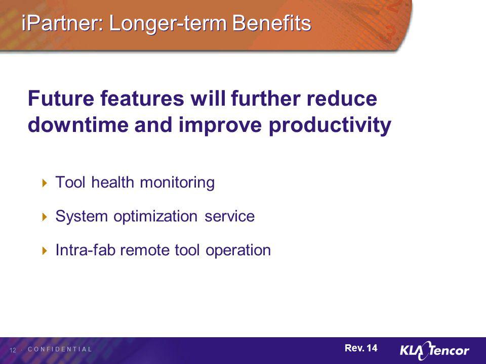 iPartner: Longer-term Benefits