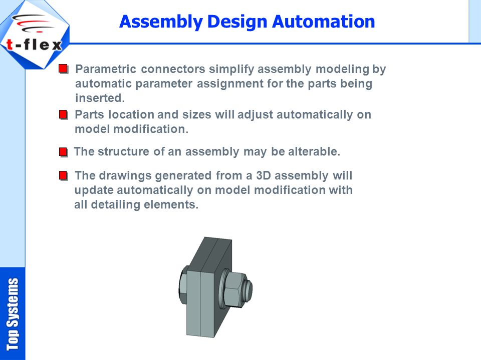 Assembly Design Automation