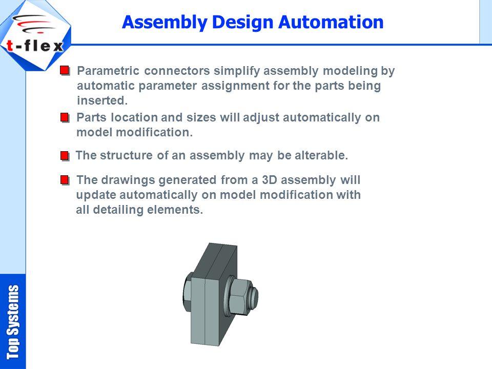 Assembly Design Automation