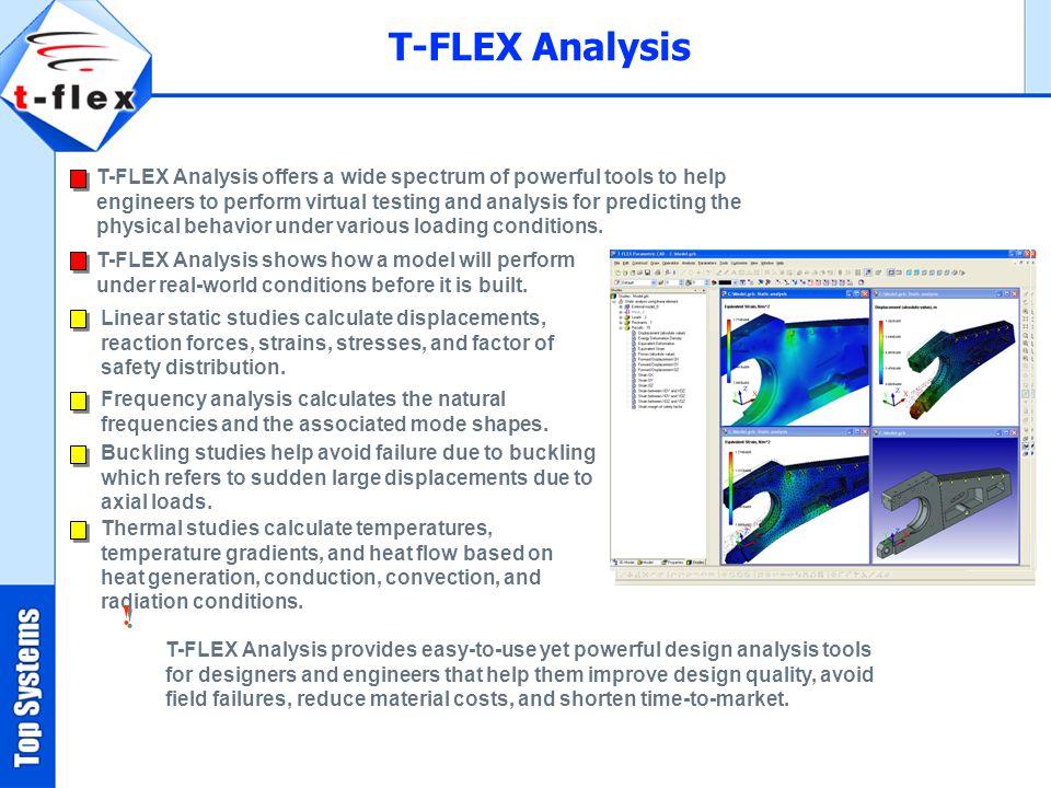 T-FLEX Analysis