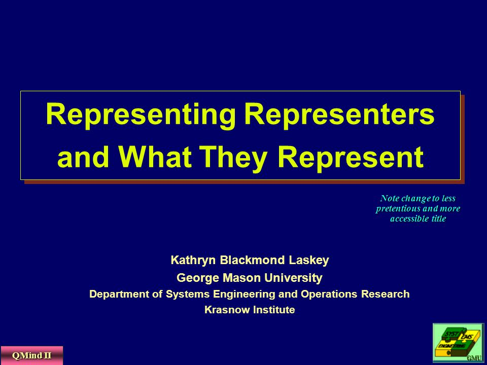 Representing Representers and What They Represent