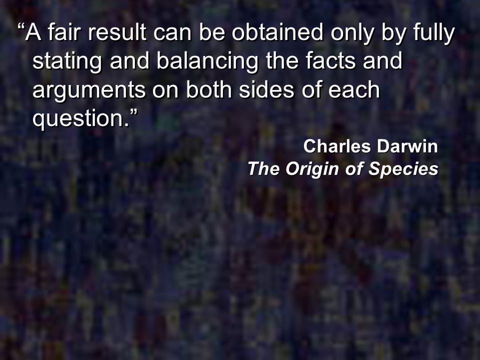 Charles Darwin The Origin of Species