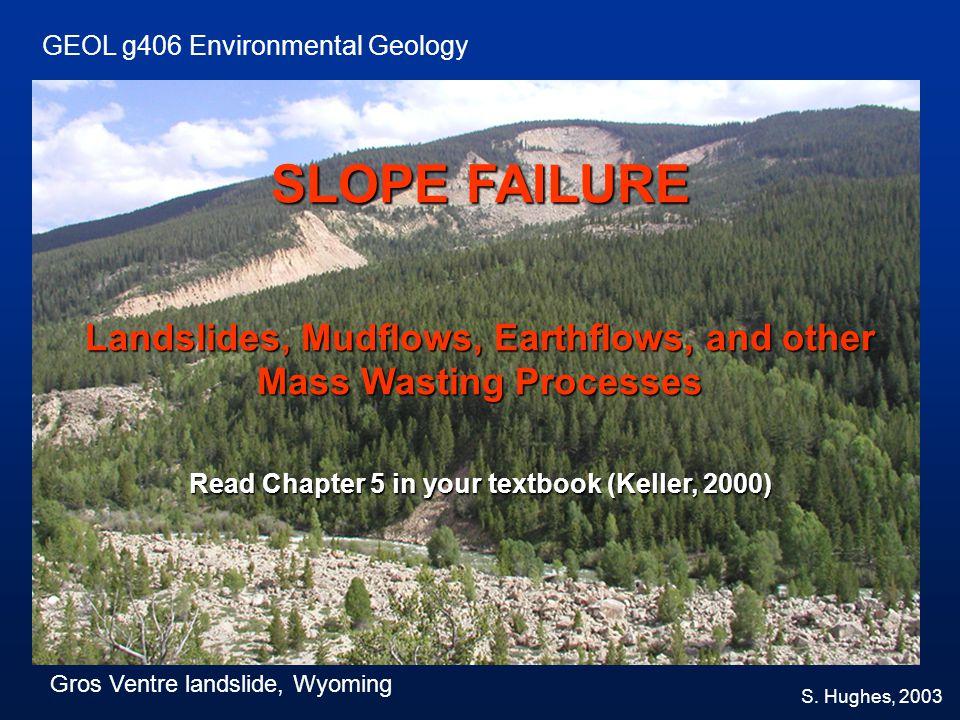 GEOL g406 Environmental Geology