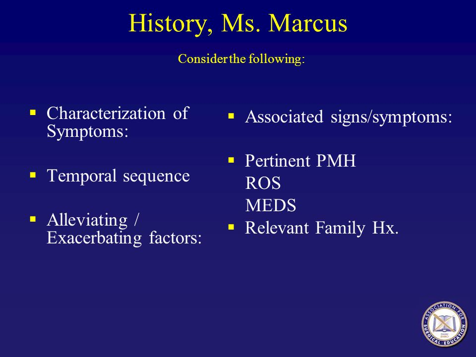 History, Ms. Marcus Consider the following:
