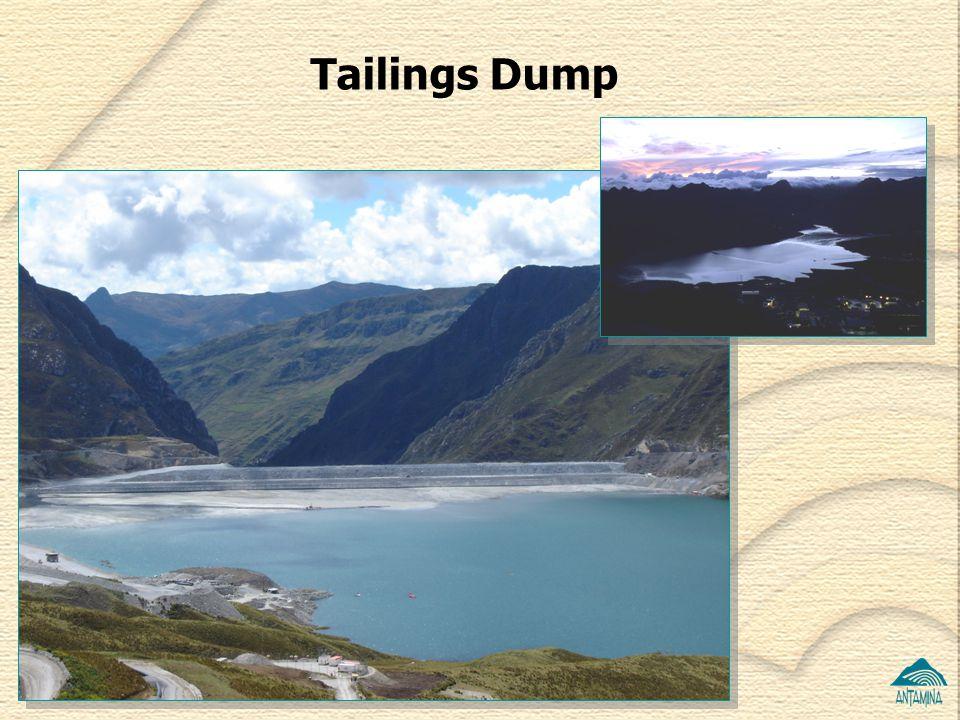 Tailings Dump
