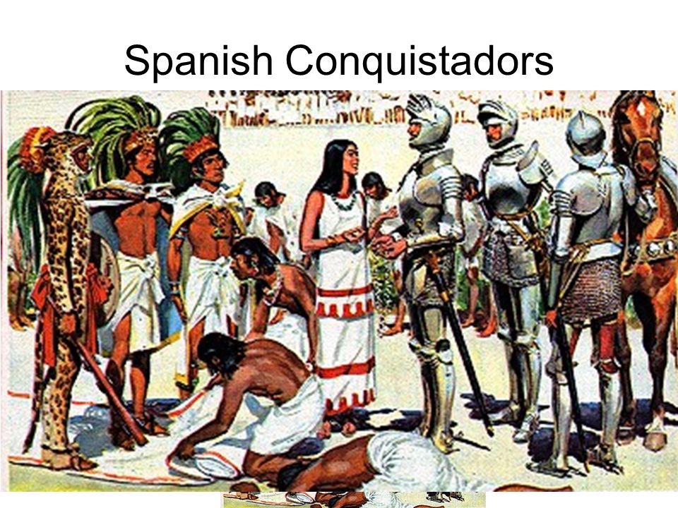 the spanish conquistadors Spanish conquistadors colonized mexico and explored the american southwest more than 200 years before america was founded for perspective, coronado's expedition through present-day arizona and new mexico took place eighty years before the mayflower landed on plymouth rock.