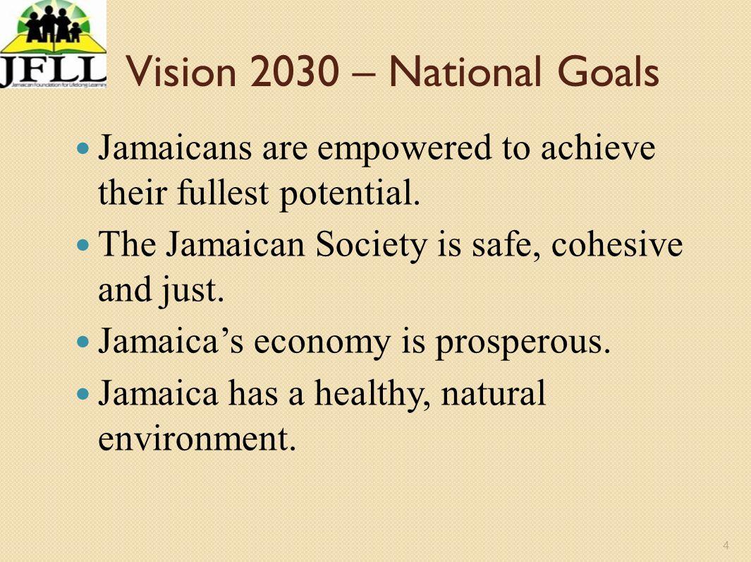 Vision 2030 – National Goals