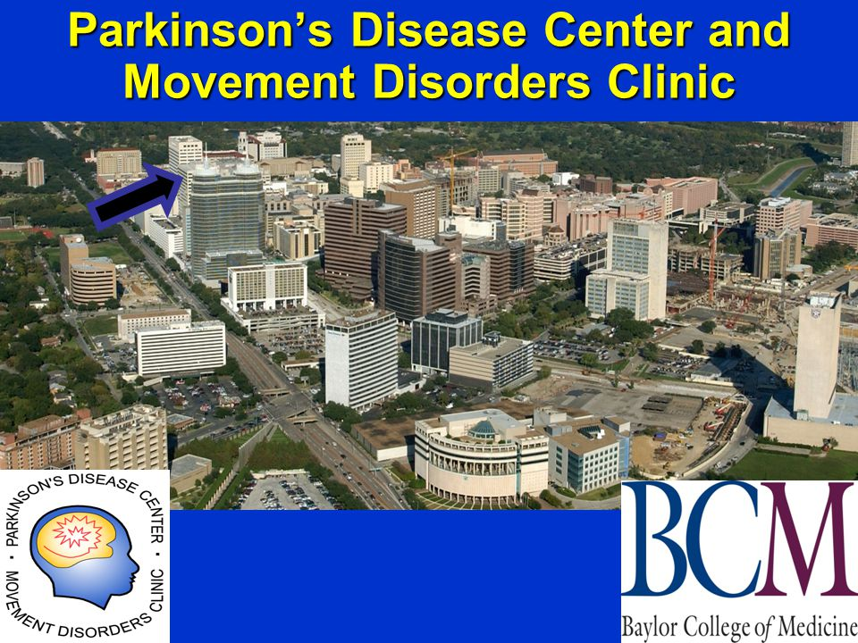 Parkinson's Disease Center and Movement Disorders Clinic