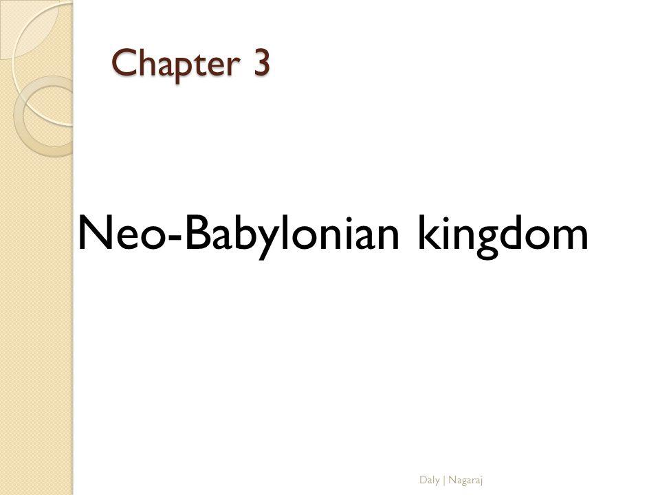 Neo-Babylonian kingdom