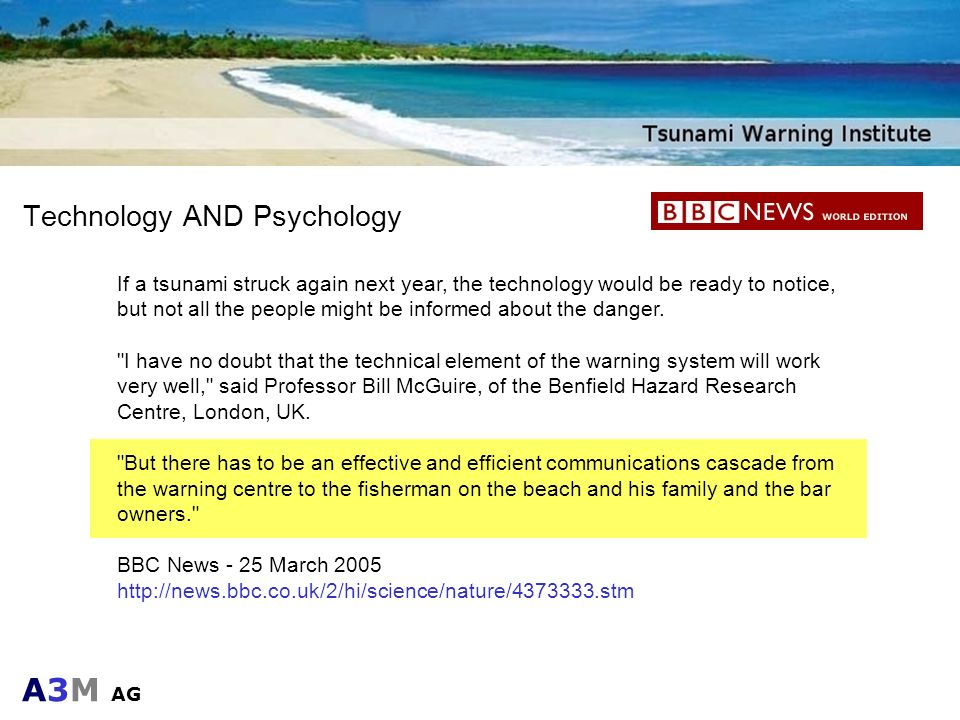 Technology AND Psychology