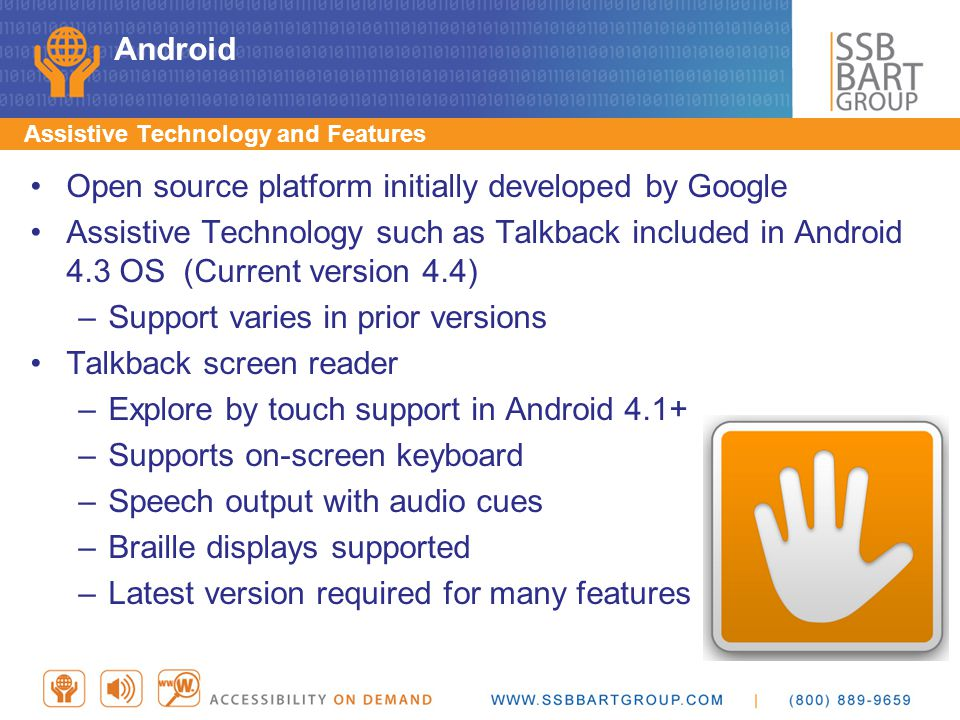 Open source platform initially developed by Google