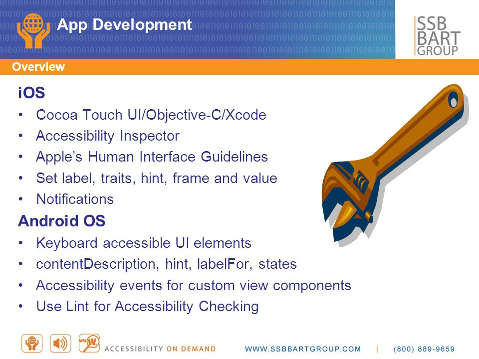 App Development iOS Android OS Cocoa Touch UI/Objective-C/Xcode