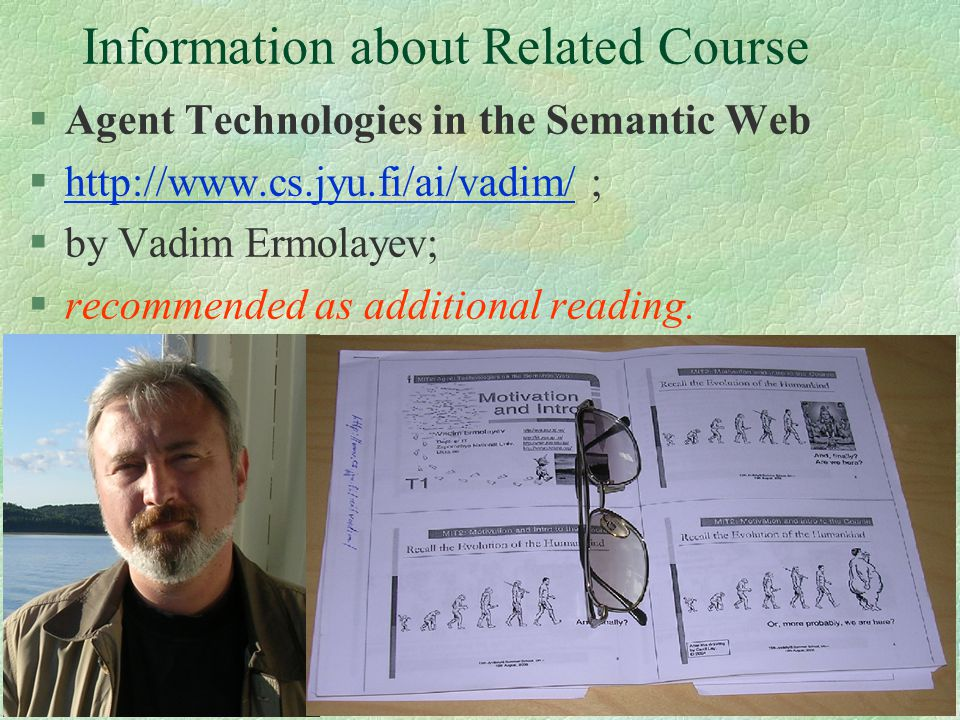 Information about Related Course