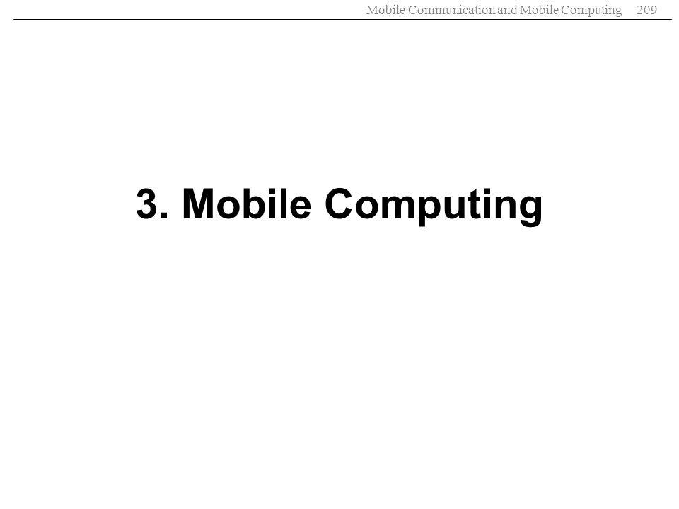 3. Mobile Computing