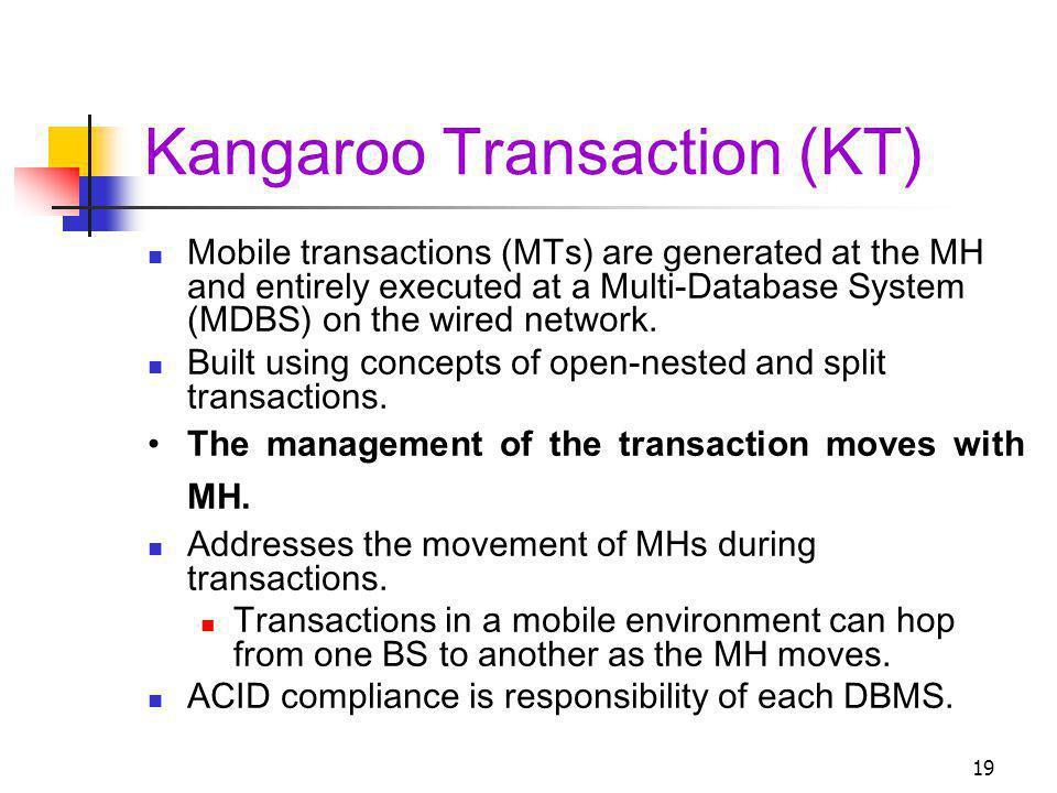 Kangaroo Transaction (KT)