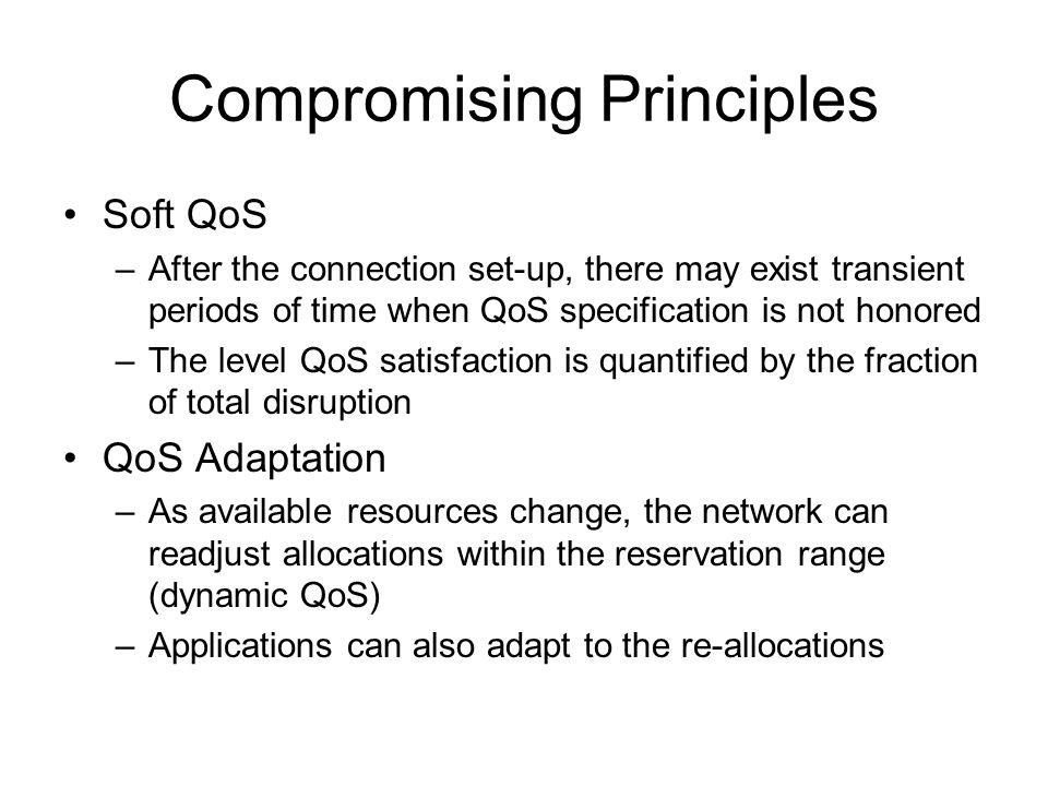 Compromising Principles