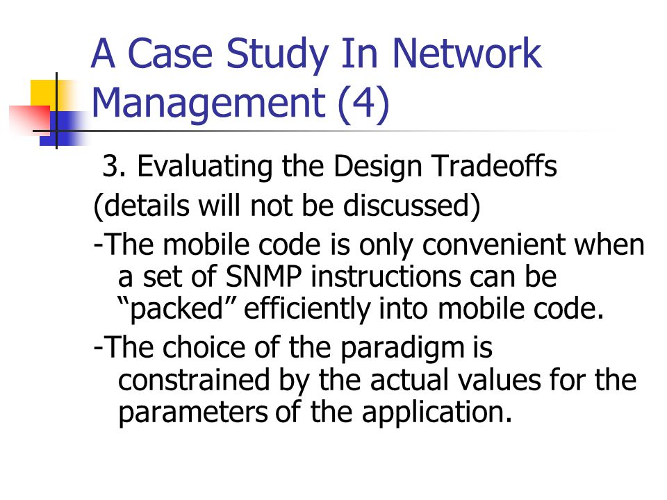 A Case Study In Network Management (4)