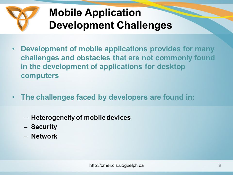 Mobile Application Development Challenges
